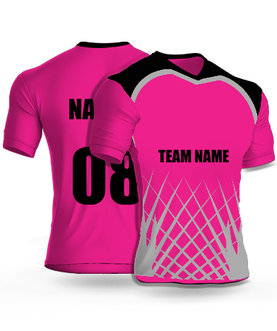 Deadly Spikers - Cricket Jersey or Sports T shirt with your name and number