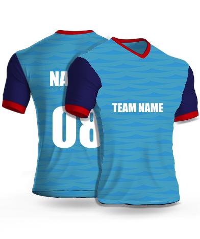 Delhi IPL Cricket jersey or Sports T shirt