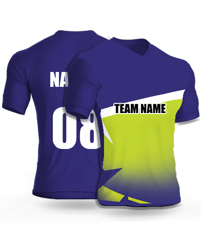 Divider Axe - Cricket Jersey or Sports T shirt with your name and number