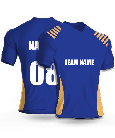Mumbai IPL Cricket jersey or Sports T shirt