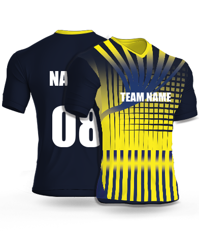 Tranquilizers - Cricket Jersey or Sports T shirt with your name and number