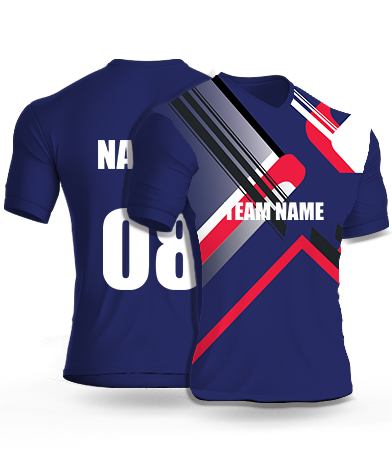Bounty Hunters - Cricket Jersey or Sports T shirt with your name and number(24)