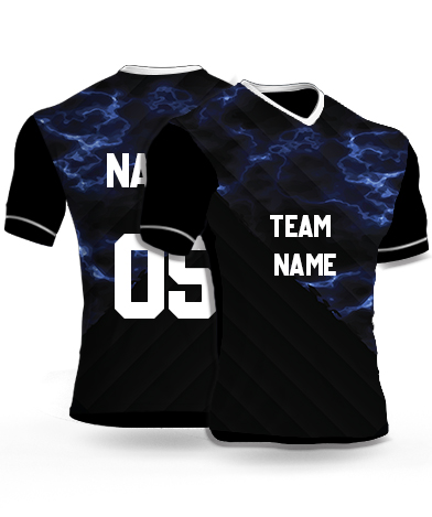 kabaddi Jersey or Sports T shirt with your name and number(dark_knight)