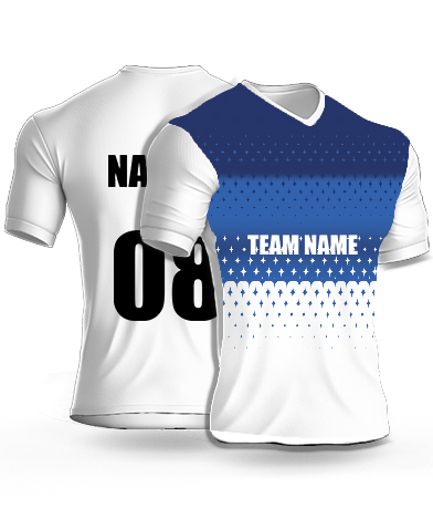 Day Stars - Cricket Jersey or Sports T shirt with your name and number(80)