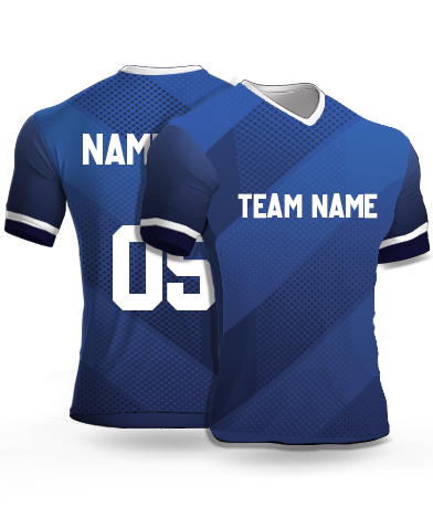 Dsgn16 - Football Jersey or Sports T shirt with your name and number(14)