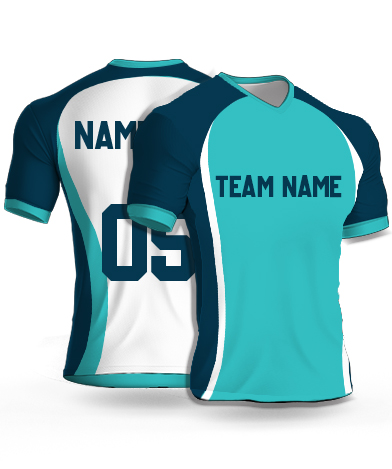 Dsgn17 - Football Jersey or Sports T shirt with your name and number(14)
