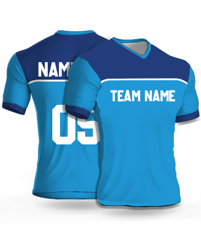 Dsgn19 - Football Jersey or Sports T shirt with your name and number(14)
