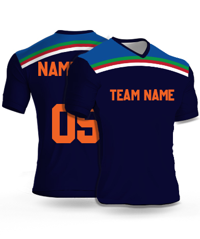 Dsgn20 - Football Jersey or Sports T shirt with your name and number(14)