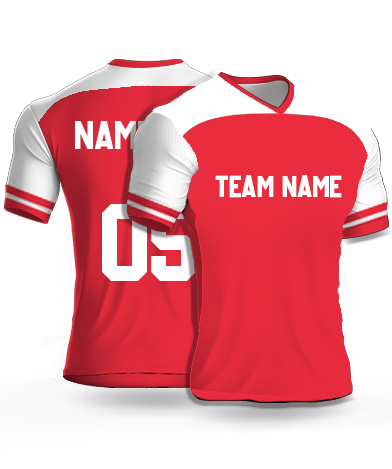 Dsgn3 - Football Jersey or Sports T shirt with your name and number(14)
