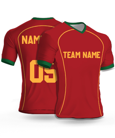 Dsgn4 - Football Jersey or Sports T shirt with your name and number(14)