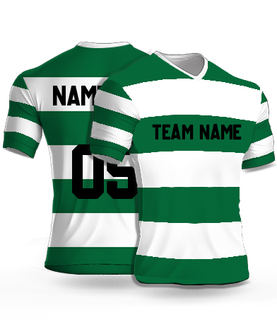 Dsgn9 - Football Jersey or Sports T shirt with your name and number(14)