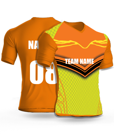 Eye Liners - Cricket Jersey or Sports T shirt with your name and number(59)