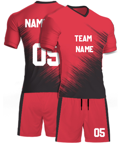 kabaddi Kit Jersey or Sports T shirt with your name and number(fire_ants)
