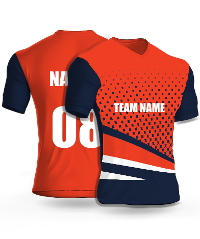 Mazdas - Cricket Jersey or Sports T shirt with your name and number(62)