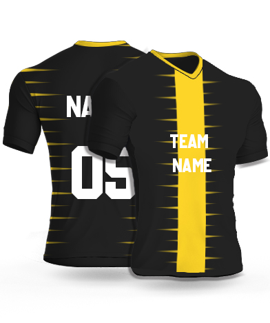 kabaddi Jersey or Sports T shirt with your name and number(ray_bone)