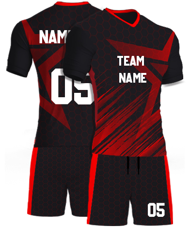 kabaddi Kit Jersey or Sports T shirt with your name and number(romanov_star)