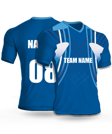Skaters - Cricket Jersey or Sports T shirt with your name and number(17)