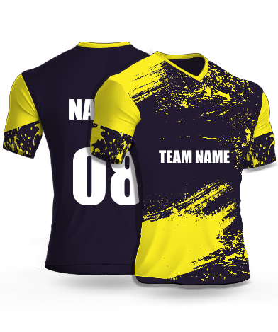Stallions - Cricket Jersey or Sports T shirt with your name and number(69)