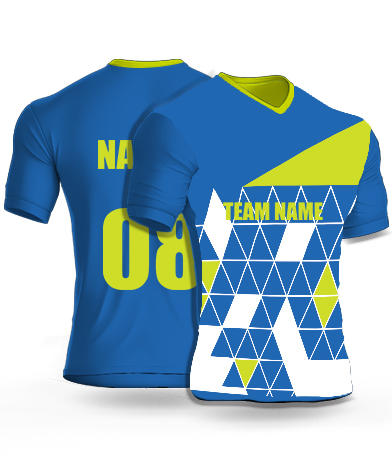 Tripple Plane - Cricket Jersey or Sports T shirt with your name and number(64)