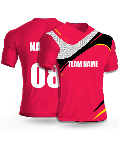 True Troopers - Cricket Jersey or Sports T shirt with your name and number(46)