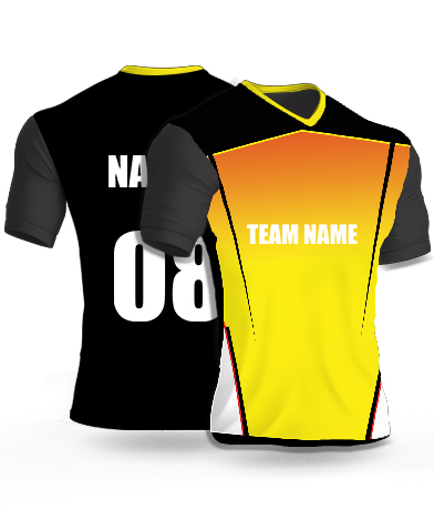 Wanderers - Cricket Jersey or Sports T shirt with your name and number(58)