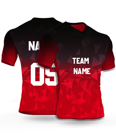 kabaddi Jersey or Sports T shirt with your name and number(wolf_master)